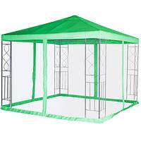 Садовый павильон UnderPrice  DU171-green 3x3 м