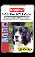 Beaphar S.O.S. от блох и клещей для собак с шестимесячного возраста 70 см (12454)