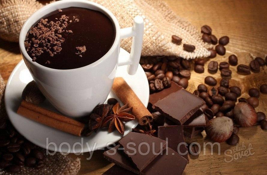 Отдушка  для мыла горячий шоколад,Роскосметика (усиленная концентрация)