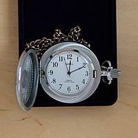 Чайка кварц Россия карманные часы