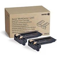 Тонер картридж Xerox WC4265 (2*25000 стр)