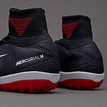 Сороконожки Nike MercurialX Proximo II TF 831977-002 (Оригинал), фото 3