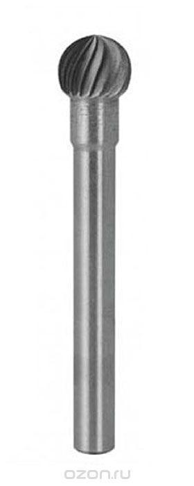 Шарошка карбідна по металу, діам.хвостовика 3мм, сферичні
