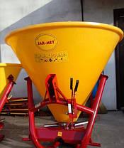 Тракторный разбрасыватель мин удобрений Jar-met 500кг, фото 2