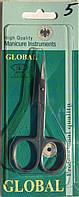 Ножницы маникюрные Global, ручная заточка #5, фото 1