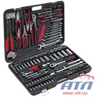 PM3961 Набор инструмента для автомобиля, 172 предмета, Cr-V сталь (PM3961)