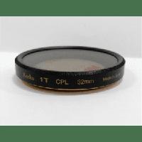 Фотофильтр магнитный Kenko ONE TOUCH FILTER CPL 32mm (233298)