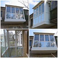 Французский балкон любой сложности