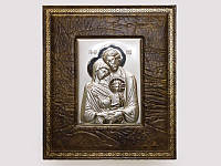 Икона Святое семейство, Семейная Gift International Серебро