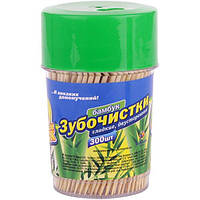 Зубочистки Фрекен Бок бамбуковые 300 шт