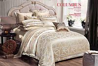 Комплект постельного белья  Bella Villa жаккард евро J-0015