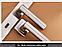 Дверная ручка  Metal-bud Viva  бронза, фото 4