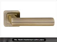Дверная ручка  Metal-bud Viva  бронза