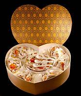 Сервиз чайный на 6 персон 18 предметов в подарочной коробке цвета в ассортименте
