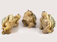 Статуэтка керамическая Веселая Черепаха в ассортименте