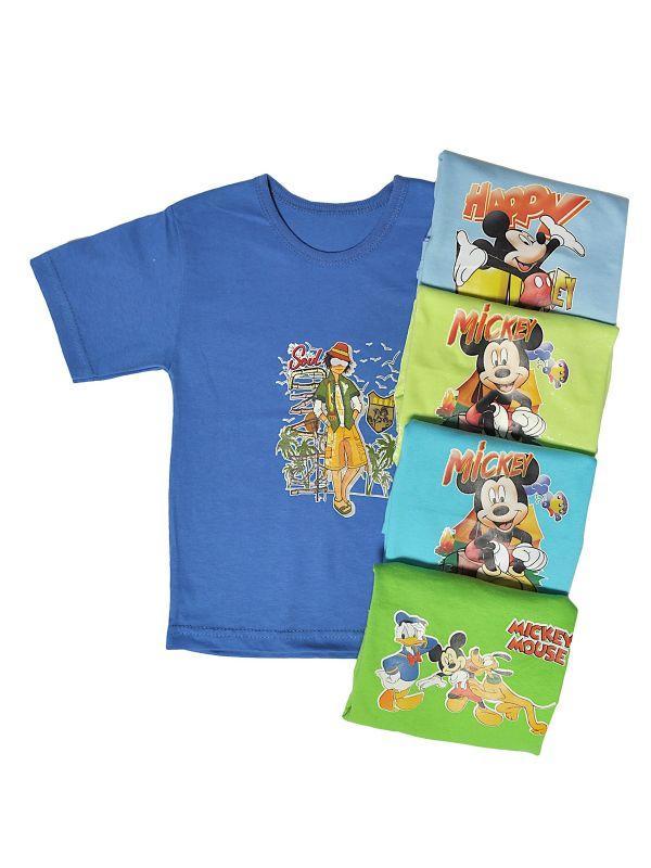 Детская летняя футболка для мальчика или девочки