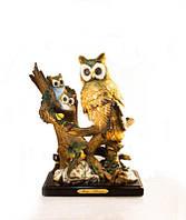 Статуэтка керамическая Сова с совятами