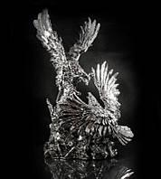 Статуэтка Орлы серебро