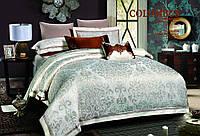 Комплект постельного белья  Bella Villa жаккард евро J-0016