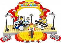 Конструктор Brick Шоу-бизнес (46211N)
