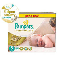 Подгузники PAMPERS Premium Care Junior (11-18 кг) 88 шт. (4015400541813)