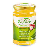 Мостарда яблоко Boschetti Mostarda di mele, 400 грамм