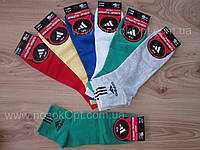 Носки мужские Athletick sports (adidas) Турция цветные опт