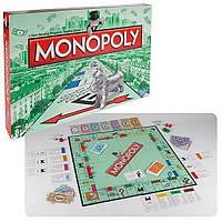 Настольная игра HASBRO MONOPOLY МОНОПОЛИЯ на русском языке (00009)