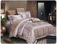 Комплект постельного белья  Bella Villa жаккард евро J-0018