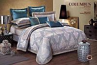 Комплект постельного белья  Bella Villa жаккард евро J-0019