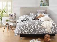 Комплект постельного белья  Bella Villa сатин евро В-0014