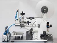 Этикетировочная машина аппликатор для плоских бутылок и емкостей, фото 1
