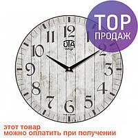 Настенные Часы Vintage Мореный Дуб / Настенные часы