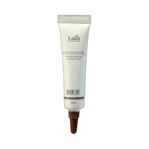 Сироватка-пілінг для шкіри голови Lador Scalp Scaling Spa Ampoule