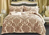 Комплект постельного белья  Bella Villa сатин евро В-0044