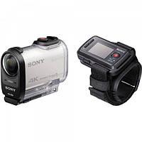 Экшн-камера SONY FDR-X1000V + пульт д/у RM-LVR2 (FDRX1000VR.AU2)