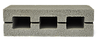 Блок стеновой 10х19х39см
