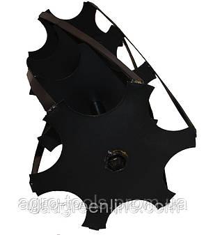 """Активный ротор (борона) под 24 шестигр. 50 см """"Премиум"""", фото 2"""