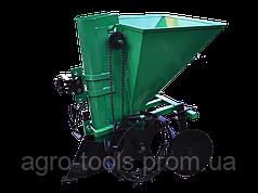 Картофелесажалка мотоблочная ДТЗ КСМ-1Ц (цепная, 34 л., квадратная)