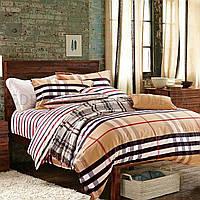 Комплект постельного белья  Bella Villa сатин евро В-0067