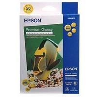 Фотобумага 10*15 EPSON Premium Glossy Photo Paper, 50л.