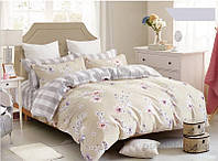 Комплект постельного белья  Bella Villa сатин семейный В-0059