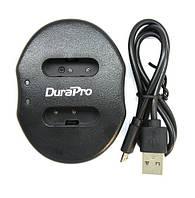 Зарядное устройство для двух аккумуляторов NP-BX1 Sony, фото 1