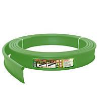 Бордюр Кантри 10 м зеленый