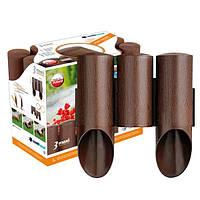 Газонное ограждение Cellfast Maxi 2.1 м коричневый