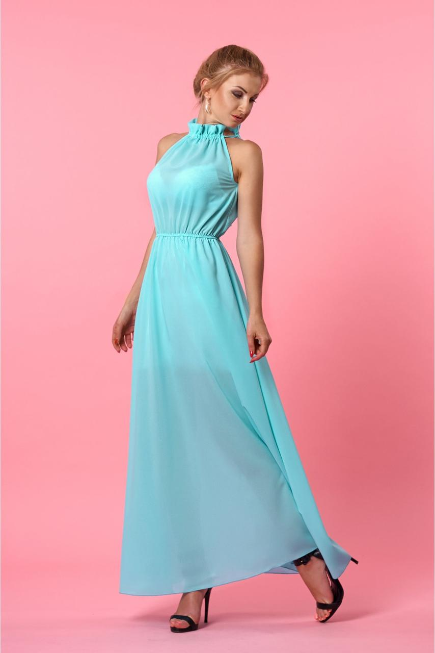 Нарядное женское платье в пол - Оптово-розничный интернет-магазин Fashion  Way