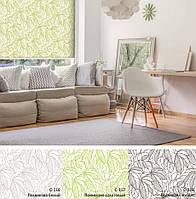 Рулонная штора ткань Полинезия