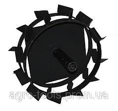 Колеса з грунтозачепами Ø600х180 («Зубр) (без втулки), КО22