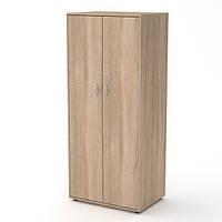 Шкаф-2 для одежды 79х55х183 см.