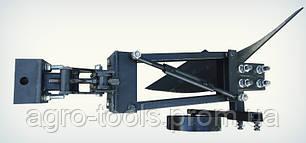 """Плуг однокорпусний до мототрактору з гідравлікою """"Преміум"""", фото 2"""